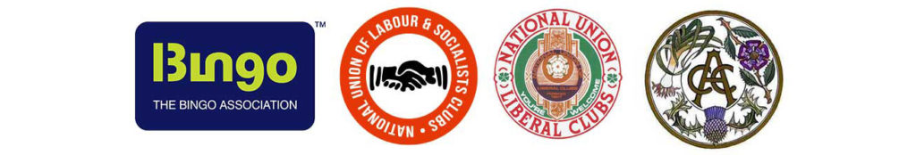 Club Insure work with the Bingo Association, The National Union of Labour and Socialist Clubs, The National Union of Liberal Clubs and the Association of Conservative Clubs
